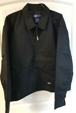 Dickies XL-RG Black JT15BK JACKET NEW