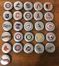 2019 Coors Light MLB Team Logo Beer Bottle Cap U-pick From List