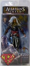 "EZIO AUDITORE ""THE MENTOR"" Assassin's Creed Revelations 7"" Game Figure Neca 2012"