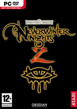 Neverwinter Nights 2 Forgotten Realms PC DVD With Product Key