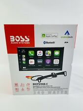New listing Boss Bvcp9700A-C Double Din 7� Touchscreen Monitor Bluetooth Multimedia Player