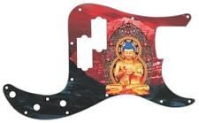 P Bass Precision Pickguard Custom Fender 13 Hole Guitar Pick Guard Buddha