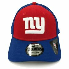c6f282fa5f9 New York Giants New Era The League Blocked 9FORTY Adjustable Hat