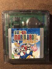 Nintendo Game Boy Color Super Mario Bros. Deluxe