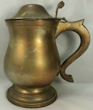 '77 Budweiser Gold Washed Kent Silversmith Silver Plate Presentation Award Stein