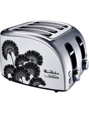 Sunbeam TA5400F Retro 4 Slice Toaster by Florence Broadhurst - HURRY LAST 4!