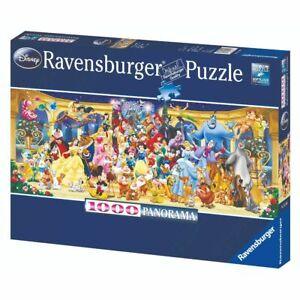 Ravensburger Puzzle Disney 1000 Piece Disney Group Photo