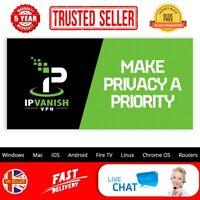 IPVANISH VPN ⭐ FIRESTICK ⭐ 5 YEARS WARRANTY ⭐Support ⭐ Unlimited Devices ⭐
