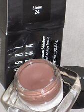 NIB Bobbi Brown STONE #24 cream eye shadow
