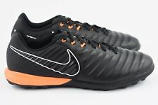 Nike Mens Size 7 Tiempo Legend VII Turf TF Soccer Shoes Black Lunar LegendX Pro
