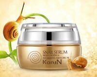 Snail Serum Cream Moisturizer Nourishing Anti-Aging 1.7 oz/50g Ships From USA