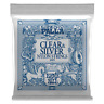 Ernie Ball Ernesto Palla Black Nylon Clear and Silver Classical Guitar Strings