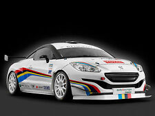 Peugeot RCZ Rally Decal Kit