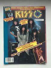 Rock Scene Spotlights KISS #11 Collectors Edition, Feb. 1990