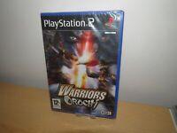 Warriors Orochi - PLAYSTATION 2 PS2 - PAL - new sealed PAL version