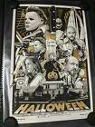Halloween Variant Edition by Tyler Stout x/450 Screenprint GMA