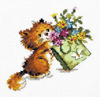 Cross Stitch Kit Everything for you art. 15-16