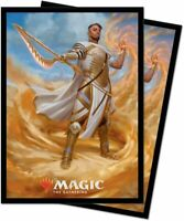 Ultra Pro Magic the Gathering: Core 2021 Basri Ket Deck Protector Sleeves (100ct
