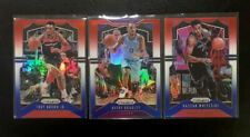 NBA 2019-20 Panini Red White & Blue Prizm Cards Lot Of 3
