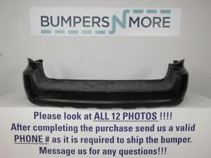 OEM 2005-2009 Subaru Outback 2.5i/2.5i L.L. Bean Edition Rear Bumper Cover