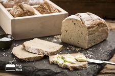 bax im Holz Brot-Holzbackrahmen aus massivem Buchenholz / Einfach