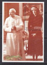 Antigua 1998 Diana Princess of Wales 2x mini sheets MNH