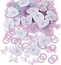 Confettis de table alliances anneaux de mariage Sachet de 14 gr pacs Mariage