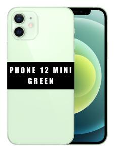 "[Factice] Apple iPhone 12 Mini - 5,4"" - Vert - Réplique Téléphone Smartphone"
