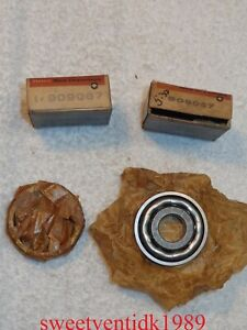 (2)...NOS New Departure Front Outer Wheel Bearings...909067...Corvette 1953-1962