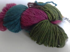 RAINBOW MILLS 'MATISSE' HAND DYED 100% WOOL 200 YDS  US 10
