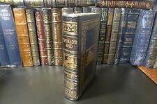 Easton Press WORLD'S END, T. Coraghessan Boyle, Signed, NEW/SEALED, Literature