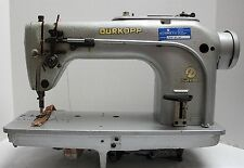 DURKOPP 211  Plain Lockstitch Reverse Heavy Duty Industrial Sewing Machine Head