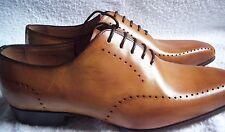 Franco Italian leather handmade Oxford shoes (size UK 9.5)
