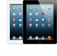 Apple iPad 4th Generation Wi-Fi  Tablet  Choose: Color and Grade 16/32/64/128GB