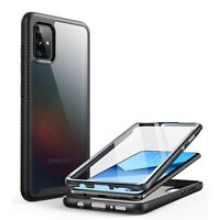 GALAXY A51 Case CLAYCO MYOS Full Body SLIM Cover with Screen Protector