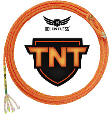 Tnt Heel Team Roping Rope By Cactus Ropes