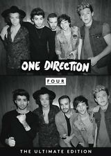 FOUR Deluxe Edition One Direction  Format: Audio CD