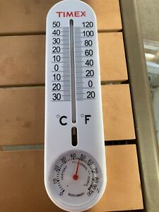 Vintage Timex Outdoor Thermometer