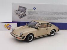 "Solido S1802602 # Porsche 911 Carrera 3.2 Coupe Bj. 1977 "" bronzemetallic "" 1:18"