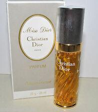 VIntage Christian Dior Miss Dior Pure Parfum Atomiseur-23 g/23 ml-Nib