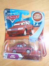 2010 Disney Pixar Cars Lenticular Eyes #103 SKIP RICTER Skyline