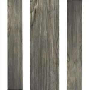 Vinyl Plank Flooring Self Adhesive Peel And Stick Kitchen Gray Grey Wood Floors