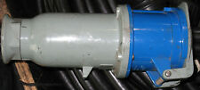 Generator connector - Hubbell 560C9 female three phase 60 amp pin & sleeve