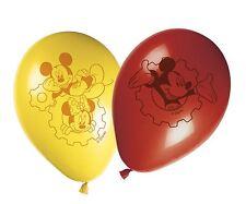 "Mickey Mouse 11"" Ballons En Latex 8pk Disney Clubhouse"