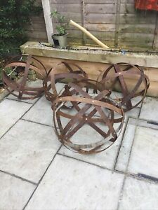 Metal Garden Sphere