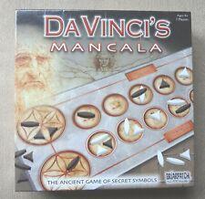 NEW Davinci's Mancala Board Game Secret Symbols Briarpatch