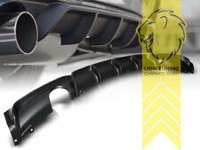 Heckansatz Heckspoiler Diffusor für BMW F30 Limousine F31 Touring für M-Paket
