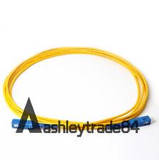 3M Fiber Optic Single-Mode Simplex Patch Cable Cord SC-SC SC To SC