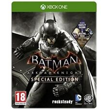 Batman Arkham Knight Steelbook Special Edition Xbox One - 1st Class Delivery