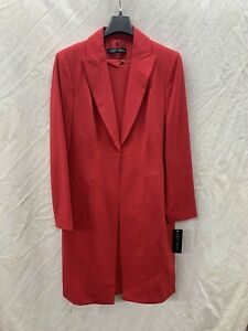 ALBERT NIPON DRESS SUIT/NEW WITH TAG/RETAIL$280/SIZE 14/LINED /knee length